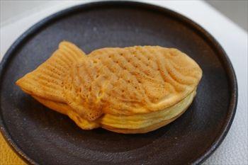 MARK IS みなとみらいにある鯛焼き屋「横浜くりこ庵」の鯛焼き