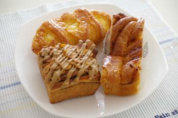 キュービックプラザ新横浜にある「神戸屋キッチン」のパン