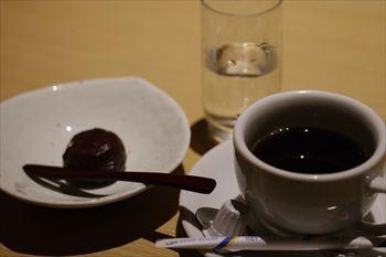 新横浜にある寿司屋「まぐろ問屋三浦三崎港」のデザート