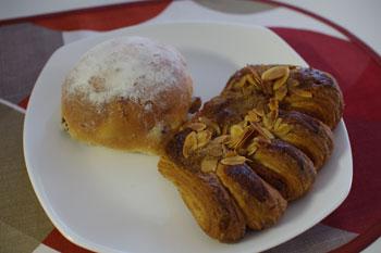 渋谷にあるパン屋「VIRON(ヴィロン)」のパン