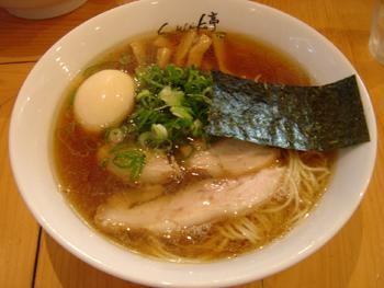 東神奈川のラーメン屋「シナチクテイ」のラーメン