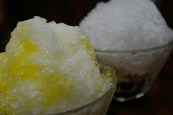 横浜天王町のかき氷屋「村田屋」のかき氷