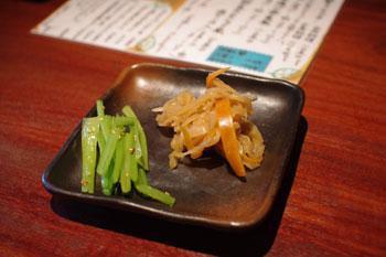 横浜元町の汐汲坂ガーデンにある和食ダイニング「菜彩」のランチ