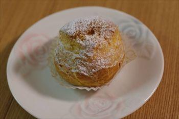 横浜市青葉区にある「ナッシュカッツェ」のシュークリーム