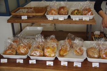 横浜白楽にあるベーグル店「白楽ベーグル」のベーグル