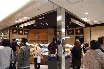 横浜にあるパン屋「ブランジェ浅野屋」の外観