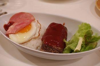 横浜白楽にあるカフェ「cafe doudou(カフェ ドゥドゥ)」のランチ