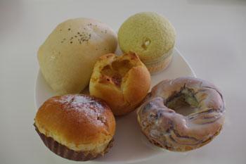 ラゾーナ川崎のパン屋「パン工房 Antendo(アンテンドゥ)」のパン