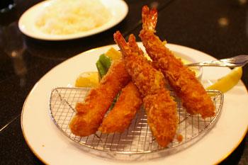 横浜都筑区にある洋食レストラン「カフェプラザ オークラ」の料理