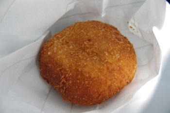 横浜そごうで開催中の「初夏の北海道物産展」のパン