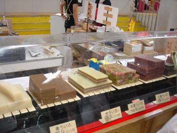 横浜高島屋「雑誌ミセスが選ぶかくれた味うまい味」