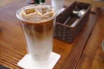 あざみ野のカフェ「アオカチコーヒー アンドロースター」のドリンク