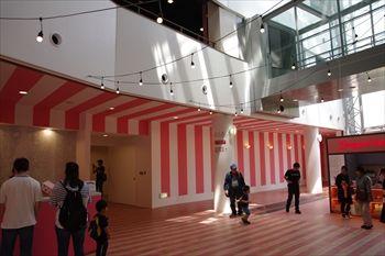 横浜鶴見にある「東京ストロベリーパーク」の館内