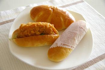 横浜大口にある老舗パン屋さん「日本堂」のパン