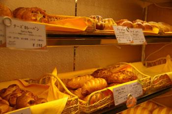 横浜ベイシェラトンホテル&タワーズのパン屋「ドーレ」