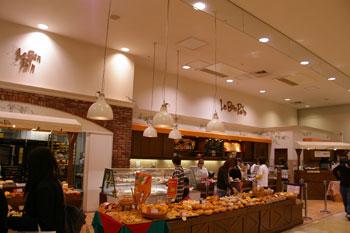 横浜みなとみらいワールドポーターズのパン屋「ル・ボ・パン」