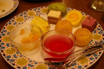 横浜崎陽軒本店のビアレストラン「アリババ」の食べ放題