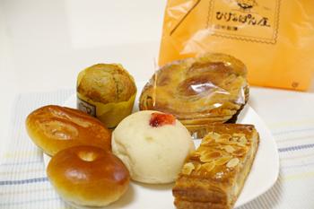 横浜綱島のおいしいパン屋「ゆめ酵母 ひげのパン屋」のパン