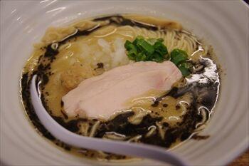 横浜大倉山にあるラーメン店「麺屋 ゆるり。」の