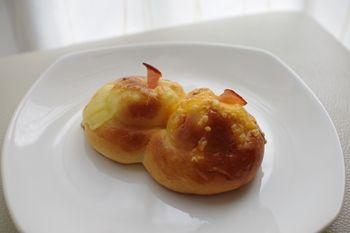 東京祐天寺にあるパン屋さん「ottoパン」のパン