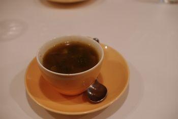 横浜白楽にあるカフェ「cafe doudou(カフェ ドゥドゥ)」のスープ
