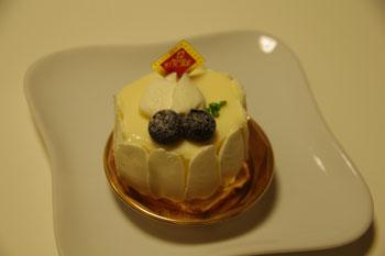 横浜仲町台のケーキ屋「パティスリー シュクレ」のケーキ
