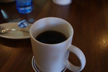 横浜白楽にあるカフェ「ミミルームカフェ」のコーヒー