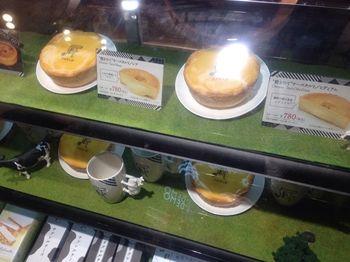 渋谷のチーズタルト専門店「PABLO(パブロ)」の店内