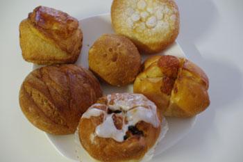 ブーランジェリー ラ・セゾン・デ・パンで買ったパン