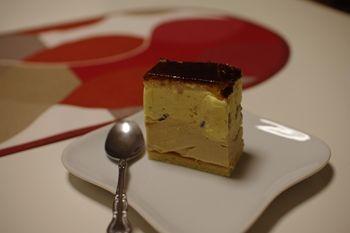 横浜たまプラーザのケーキショップ「ベルグの4月」のアイスケーキ
