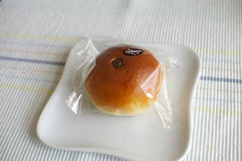 横浜鶴見のパン屋「エスプラン洋菓子店」の珈琲あんぱん