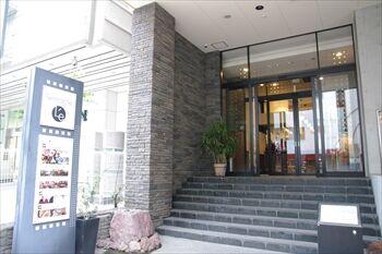 新横浜にオープンしたレストラン「North Table」の入り口