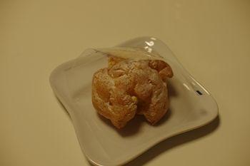 横浜日吉の「リンデンバウム」のシュークリーム