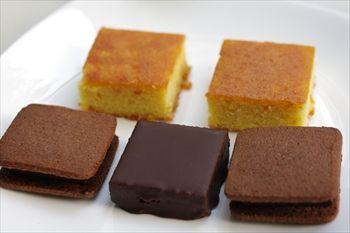 横浜馬車道にあるチョコレート専門店「VanillaBeans」のお菓子
