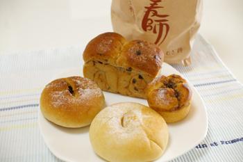 横浜・神奈川グルメフェスティバルの足柄麦神 麦師のパン