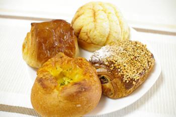 大倉山のおいしいパン屋「ブーランジェリー パリゼット」のパン