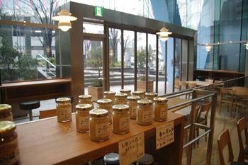 横浜センター北にあるパン屋さん「ベッカライ徳多朗」の店内