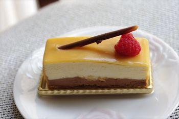 緑園都市にある「パティスリー・ラ・ベルデュール」のケーキ