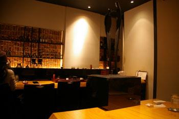 横浜センター北の「CAFE SALON SONJIN」の店内