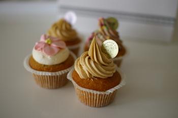 「SWEETIE PIE by PARIYA」のカップケーキ3