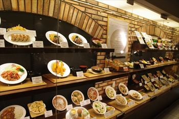 横浜高島屋にあるレストラン「横濱ローズ邸」のメニュー