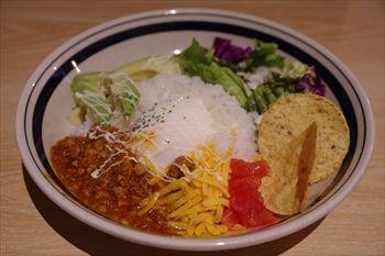 横浜新山下のカフェ「WIRED KITCHEN」のランチ