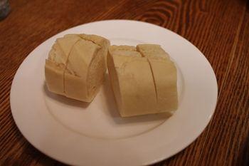 石川町にあるカフェ「ゾウリカフェ」のパン