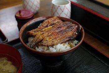 新横浜にあるうなぎ屋さん「御食事処 スズキ」のうな丼
