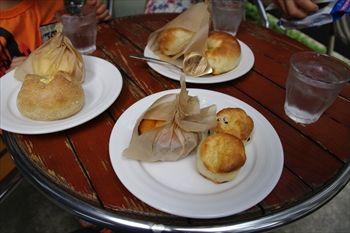 那須にあるパン屋「NAOZO(ナオゾー)」のパン