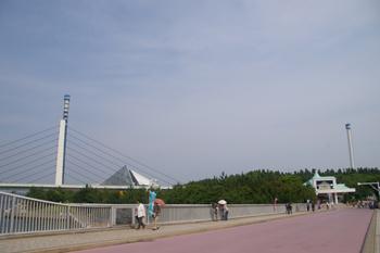 横浜八景島シーパラダイスの入り口