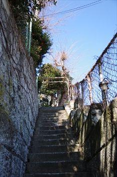 横浜山手のパン屋「ON THE DISH(オン・ザ・ディッシュ)」の入り口