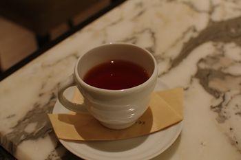 新横浜プリンスペペにあるカフェ「ケユカカフェ」の紅茶