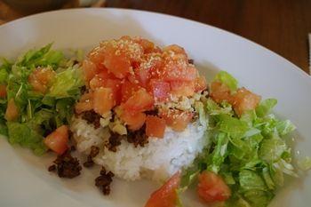 横浜白楽にあるカフェ「ミミルームカフェ」のランチ