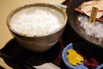 新横浜にある寿司屋「まぐろ問屋三浦三崎港」のご飯